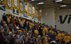 Loudoun Valley Boys Varsity Basketball First Home Game Vs. Potomac Falls
