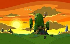 Adventure Time Series Review