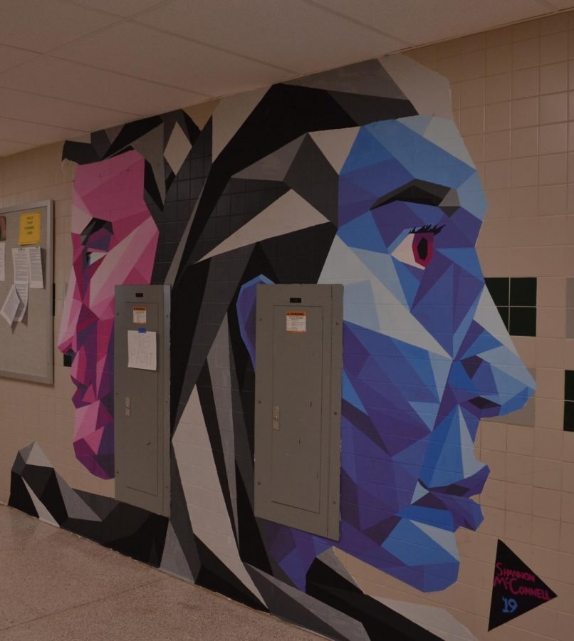 a mural from Shannon McConnell