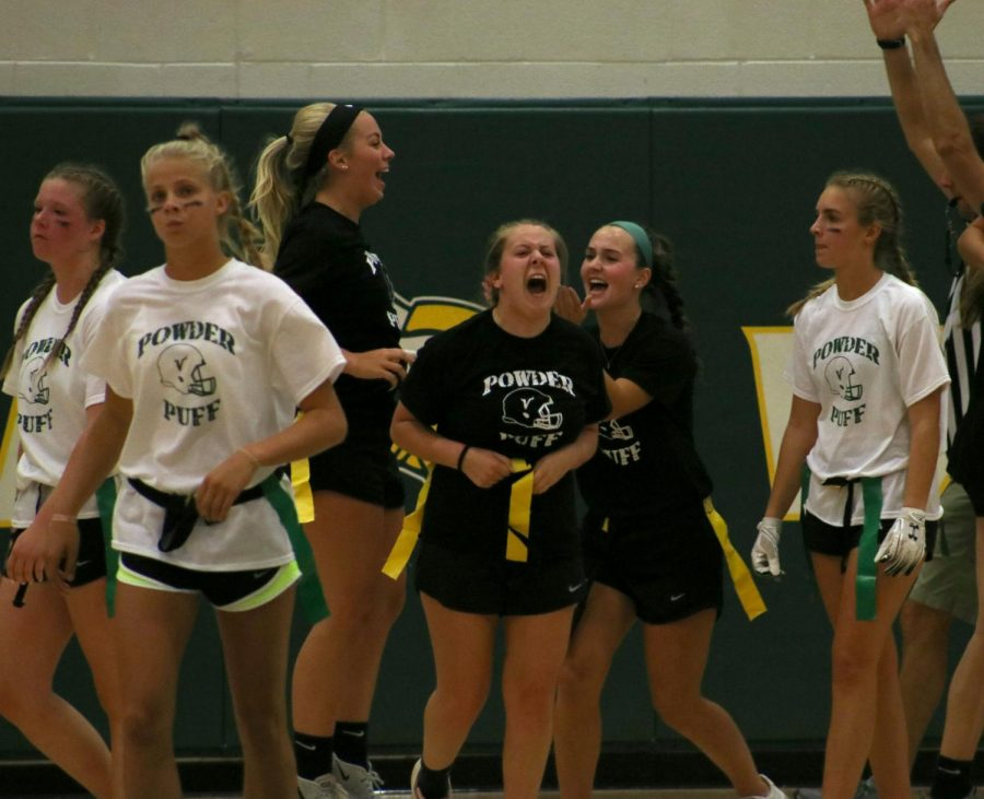 October 16th, 2019: Powder Puff Game