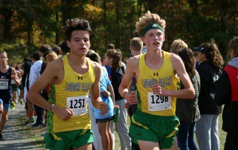 October 19th, 2019: Third Battle XC Meet at Millbrook High School