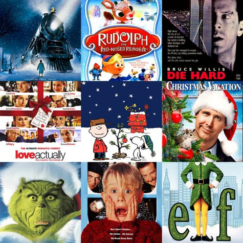 James and Bailey: Movies to Watch to get you in the Holiday Spirit