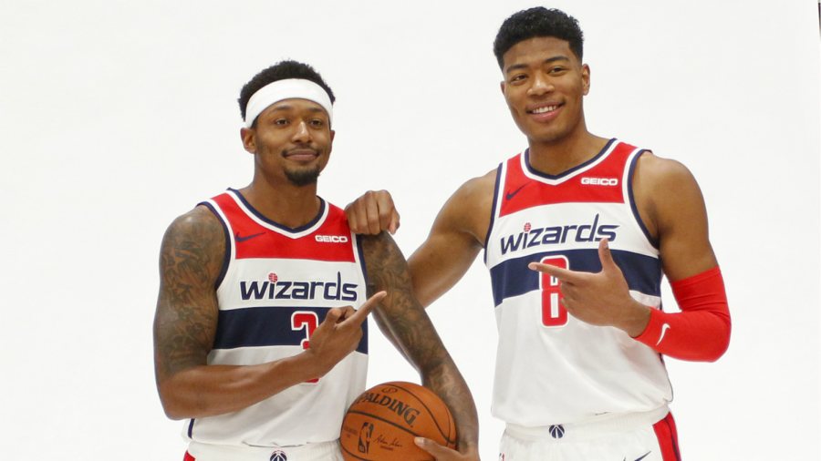 Washington Wizards Midseason Report Card