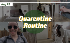 Quarantine Vlog #1 With Betsy