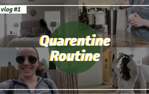 Quarantine Vlog #1 With Betsy