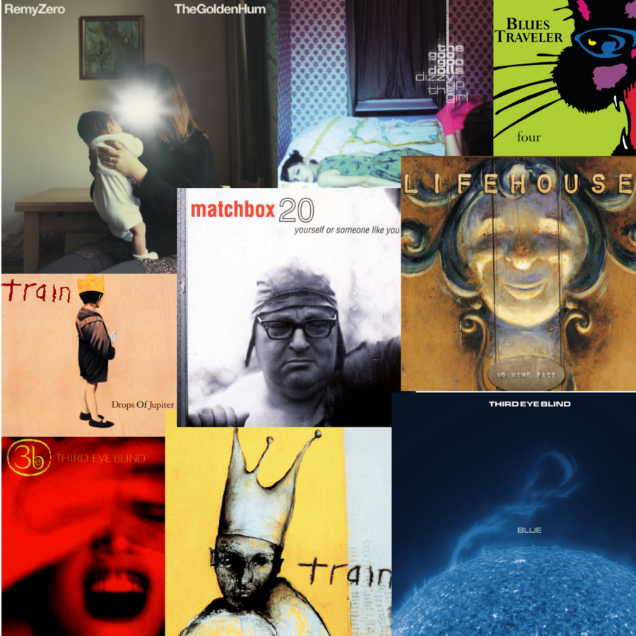 Listen to This: Early 2000's Rock Music Playlist