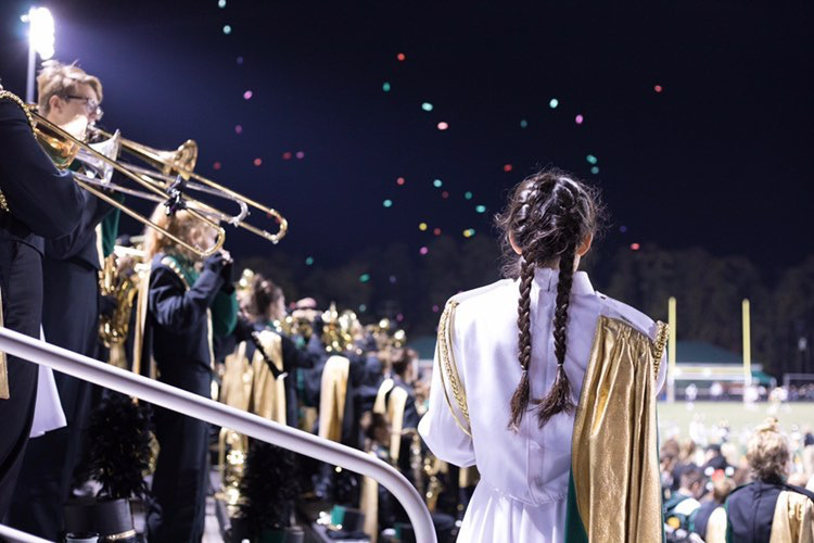 What about Marching Band?