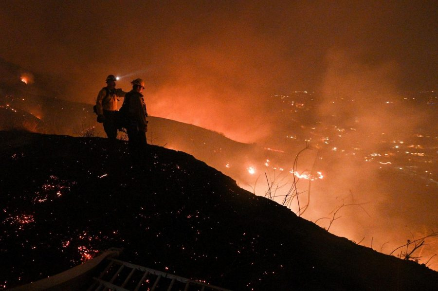 A Look Back at the California Wildfires and Climate Change