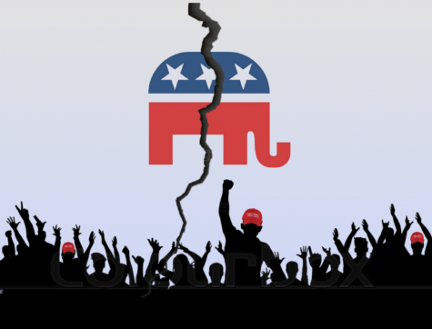 Where To Next?: Republican Party Frantically Seeks Path Forward Following Divisive Election