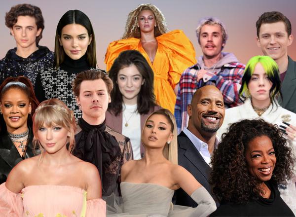 The Impact of Celebrities