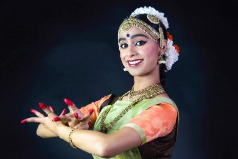 Arya Tadepalli: The Dancer