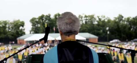 2021 Loudoun Valley High School Graduation Ceremony