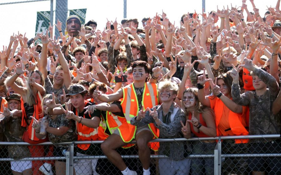 September 2nd, 2021: Loudoun Valley Varsity Football vs. Annapolis Area Christian